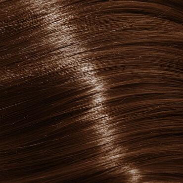American Pride U-TIP Human Hair Extensions - 4 Brown 18