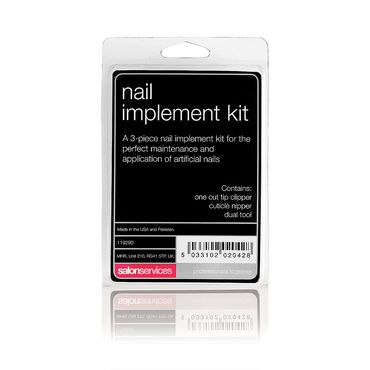 Salon Services Implement Kit