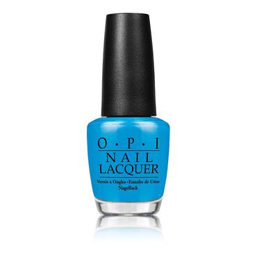 OPI Nail Lacquer - No Room For The Blues 15ml