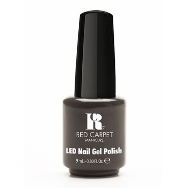 Red Carpet Manicure Gel Polish - Always Slate Never Early 9ml