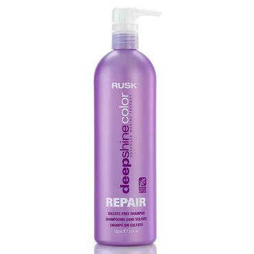 Rusk Deep Shine Repair Sulfate Free Shampoo 739ml