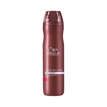 Wella Professionals Color Recharge Cool Blonde Shampoo 250ml