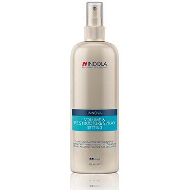 Indola Innova Setting Volume and Restructuring Spray 300ml