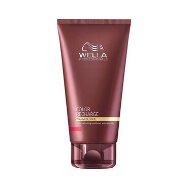 Wella Professionals Color Recharge Warm Blonde Conditioner 200ml
