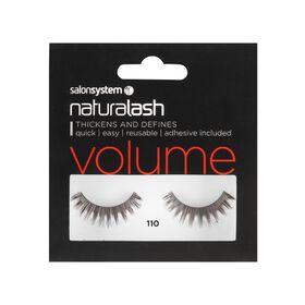 Naturalash 110 Black Strip Lashes