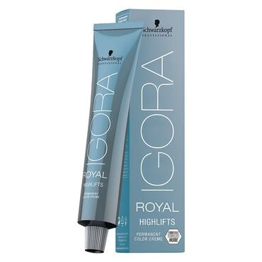 Schwarzkopf Professional Igora Royal High Lift Permanent Hair Colour - 12-4 Special Blonde Beige 60ml