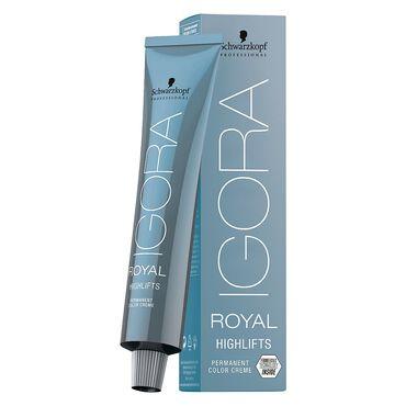 Schwarzkopf Professional Igora Royal High Lift Permanent Hair Colour - 10-46 Ultra Blonde Beige Chocolate 60ml
