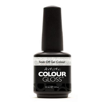 Artistic Colour Gloss Soak Off Gel Polish - Dazzled 15ml