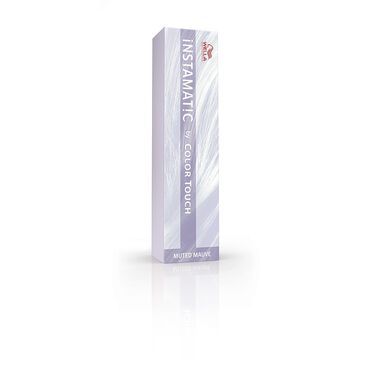 Wella Professionals Color Touch Instamatic Semi Permanent Hair Colour - Muted Mauve 60ml