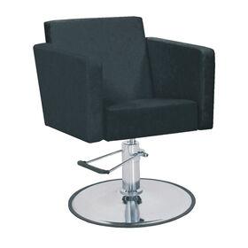 Bellazi Cubo Hydraulic Styling Chair Black