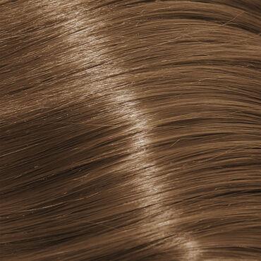 American Pride U-TIP Human Hair Extensions - 8 Coffee Brown 18