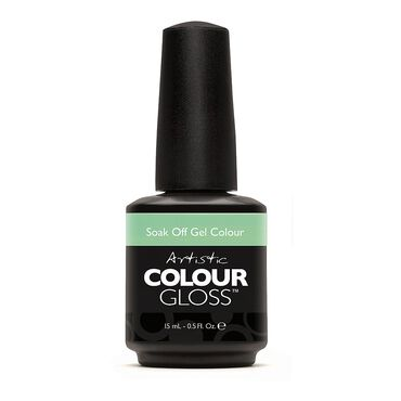 Artistic Colour Gloss Soak Off Gel Polish - Charming 15ml