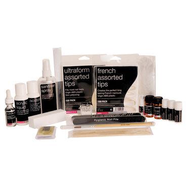 salon services acrylic starter kit  acrylic nail kits