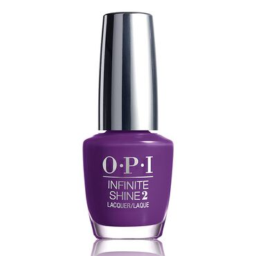 OPI Infinite Shine Gel Effect Nail Lacquer - Purpletual Emotion 15ml