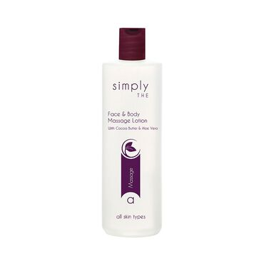 Simply The Face and Body Massage Cream 490ml