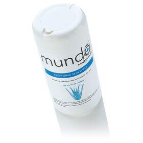 Mundo Cleansing Skin Wipes Pack of 100