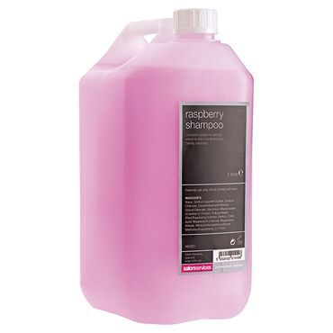 Salon Services Shampoo Raspberry 5l