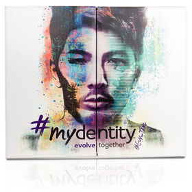 #Mydentity Hairbestie Intro Kit Semi & Permanent Hair Colour Kit