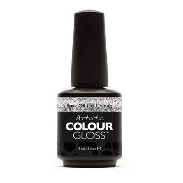 Artistic Colour Gloss Soak Off Gel Polish - Suspicious 15ml