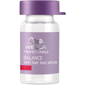 Wella Professionals Care Balance Scalp Anti Hair-Loss Lotion Ampoules Pack of 8 6ml