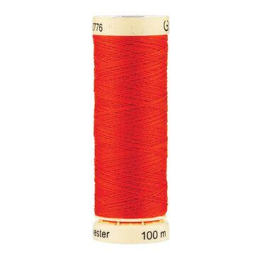 Hi Brow Professional Silky Tangerine Thread 100m