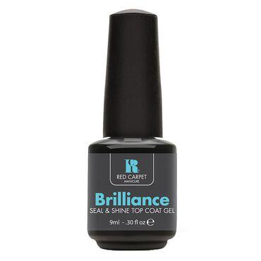 Red Carpet Manicure Brilliance Seal & Shine Top Coat Gel 9ml