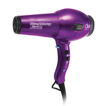 Diva Professional Styling Ultima 5000 PRO Hair Dryer - Purple