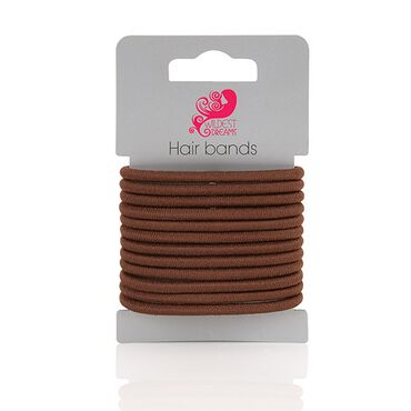Wildest Dreams Thick Hair Ties - Brown