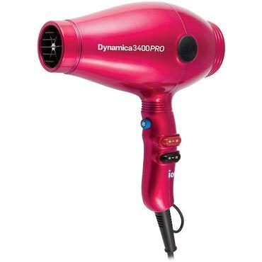 Diva Professional Styling Chromatix Dynamica 3400 Pro Hair Dryer - Raspberry Crush