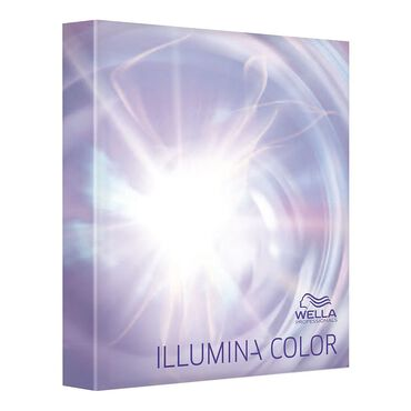 Wella Professionals Illumina Shade Chart