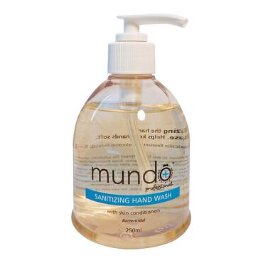 Mundo Sanitising Hand Wash 250ml