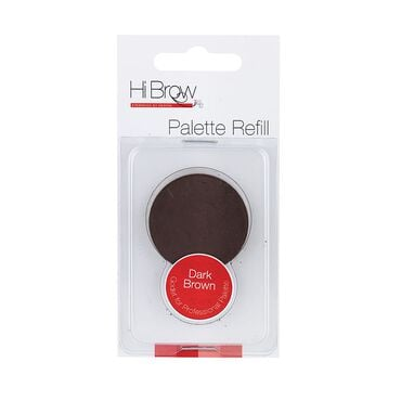 Hi Brow Powder Palette Refill Dark Brown