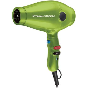 Diva Professional Styling Chromatix Dynamica 3400 Pro Hair Dryer - Lime Green