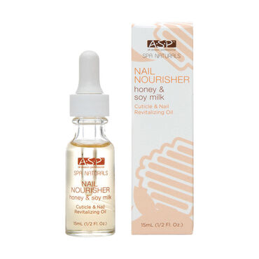 ASP Spa Nail Nourisher Honey and Soy Milk 15ml