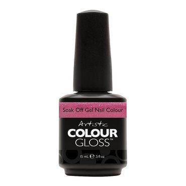 Artistic Colour Gloss Soak Off Gel Polish - Charisma 15ml