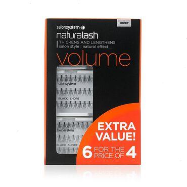 Naturalash Individual Lashes Short