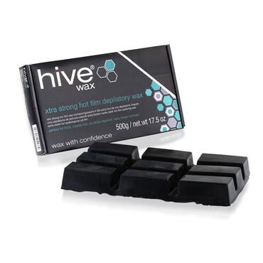Hive of Beauty Xtra Strong Hot Film Wax 500g