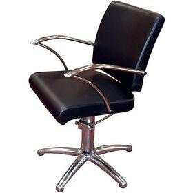 Salon Services Verona Styling Chair Black