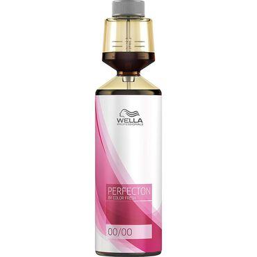 Wella Professionals Perfecton Colour Rinse Semi Permanent Hair Colour - 0/6 Violet 75ml