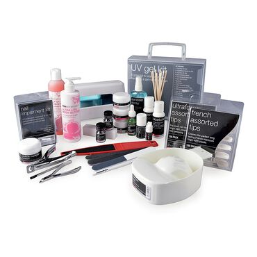 nails for beginners  gel nail kits  salon services