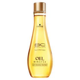 Schwarzkopf Professional Bonacure Oil Miracle Light Finishing Treatment 100ml