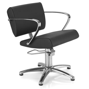 REM Aero Hydraulic Chair Black