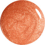 Artistic Colour Gloss Soak Off Gel Polish - Haute Couture Orange 15ml