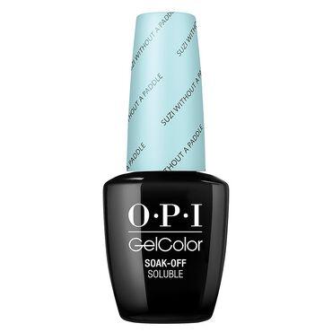 OPI GelColor Gel Polish Fiji Collection - Suzi Without a Paddle 15ml