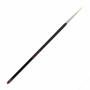 Star Nails Spangles Fine Liner Brush