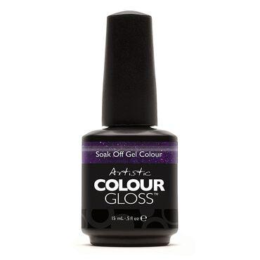 Artistic Colour Gloss Soak Off Gel Polish - Privileged 15ml