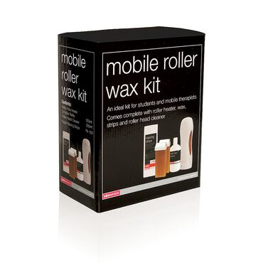 Salon Services Mobile Roller Wax Kit
