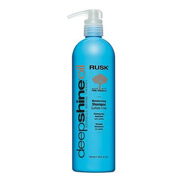 Rusk Deep Shine Oil Moisture Shampoo 739ml