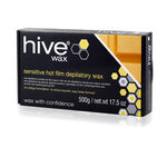 Hive of Beauty Sensitive Hot Film Cream Wax 500g