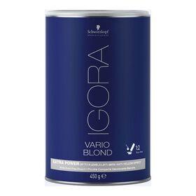 Schwarzkopf Professional Igora Vario Blonde White Bleach 450g